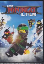 Dvd **LEGO NINJAGO ~ IL FILM ~ THE MOVIE** nuovo sigillato 2017