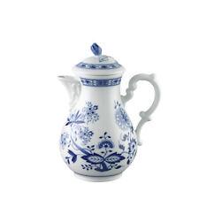 Hutschenreuther Blau Zwiebelmuster Kaffeekanne 6 P. 14030 (i9c)