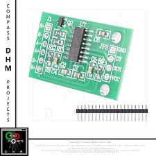 Convertitore ADC HX711 per celle di carico - modulo arduino - sensor module