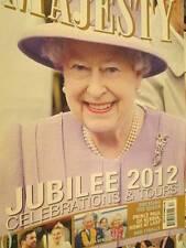 Majesty Magazine Volume 33 #12-Jubilee Celebrations & Tours/Guillaume & Stephani