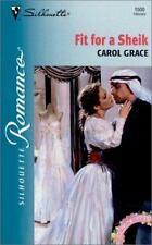 Fit For A Sheik (Virgin Bride) by Carol Grace