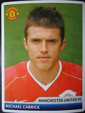 Panini 67 Michael Carrick Manchester United UEFA CL 2006/07