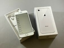 New Apple iPhone 8 128GB Silver White Verizon Unlocked A1863 AT&T T-Mobile Claro