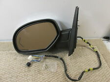 07-14 GMC Sierra Chevy Silverado 1500 Left Drivers Power Folding Heated Mirror