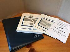 FORD FIESTA MK4 2000-2002 Owners Pack + Wallet.