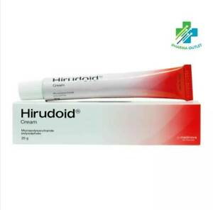 Hirudoid Cream Scar removal relieving inflammation pain Scars Burn 20 g