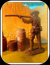 Conte*Alamo*Playset*Figure*Texan*Rifleman*54-60mm-Matches wel w/Barzso-TSSD~Marx