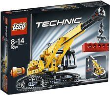 LEGO® Technic - Raupenkran 9391 Tracked Crane NEU & OVP