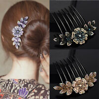 Hair Clips Hair Accessories Women's  Slide  Comb  Flower  Clips  Barrettes