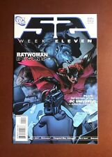 52 WEEK ELEVEN (7/06) 1ST FULL APP BATWOMAN KATE KANE HIGH GRADE NM 9.4