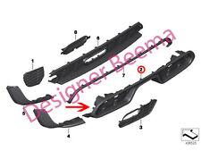 MINI F55 F56 F57 Cooper S SD JCW Aero Kit Rear Bumper Lower Grille Grid (JS)