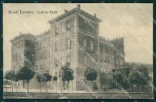 Torino Rivoli Torinese Castello Reale cartolina MT4202