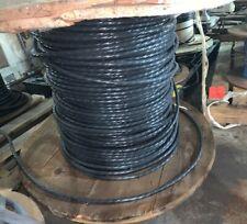 12 AWG 5/C Copper Wiring TC THHN (Black) 1 ft.  600V 300ft