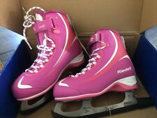 New listing Riedell Soar 615 Purple/pink Size 1 Ice Skates
