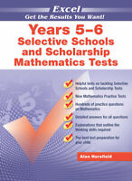 New Excel Selective Schools & Scholarship Mathematics Test Year 5-6 Workbook!