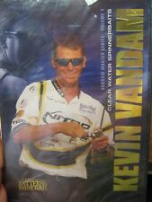 Kevin VanDam Master Series Fishing Dvd Fish Video / Clear Water Spinnerbaits