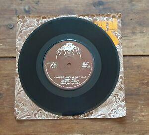 "Procol Harum - Whiter Shade Of Pale 3-track 7"" vinyl single UK Fly"
