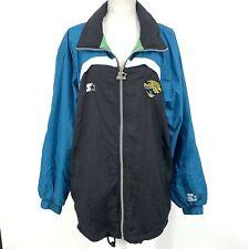 M Vintage Jacksonville Jaguars NFL Starter Authentic Proline Jacket Coat C013