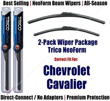 2pk Super-Premium NeoForm Wipers fit 1995-2005 Chevrolet Cavalier 16220/170