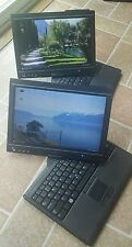 Lot of 2 Dell XT2 Core 2 Duo 1.60ghz 2GB 32GB Tablets wifi 2 in 1 Touchscreen