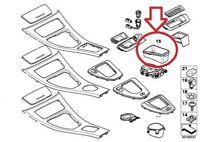 Bmw New Genuine E90 E91 E92 Center Console Storage Tray RHD 7118040