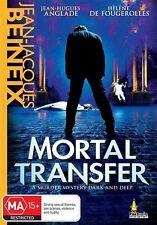 MORTAL TRANSFER Jean-Hugues Anglade, Helene De Fougerolles DVD NEW