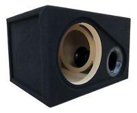 "Custom Ported Sub Box Enclosure for 1 12"" Massive Audio HIPPO-112 - 32 Hz 2.5 CF"
