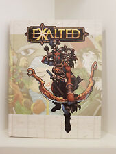 Exalted, Core Rulebook, Hardcover, RPG, White Wolf