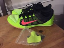 Nike Zoom Rival Md 7 Track Spikes Shoes Men's 616312 306 Sz 9 Women's 10.5