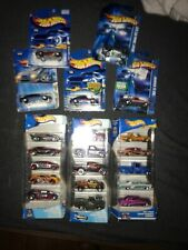 Hot Wheels Dates 2000-2006 8 Lot New In Package
