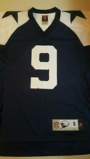 Reebok Gridiron Classic NFL Dallas Cowboys Tony Romo #9 Jersey Size Men's Small