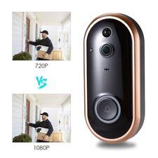 Smart Wifi Doorbell Wireless Remote 1080P HD Video Camera Phone APP Door Bell AU