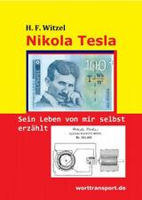 Nikola Tesla Herbert Friedrich Witzel Broschiertes Buch Deutsch