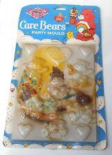 Vintage 1984 T.C.F.C. care bears ~ party chocolat moules ~ sur carte