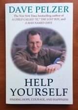 HELP YOURSELF by Dave Pelzer PAPERBACK BOOK Finding Hope, Courage, Happiness