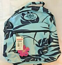 Roxy Blue Backpack Surfer Womens Girls