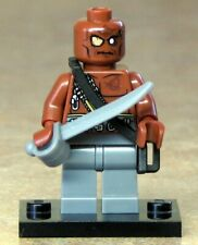 NEW LEGO GUNNER ZOMBIE PIRATE MINIFIGURE - PIRATES OF THE CARIBBEAN