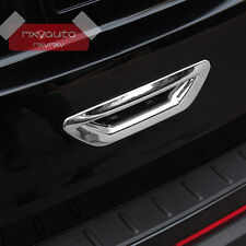 New Chrome Rear Trunk Handle Trim For Ford Edge 2015 2016 2017 2018