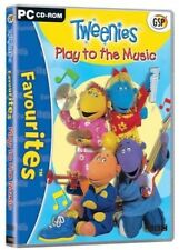 """Tweenies:Play to the Music PC CD-ROM. """"Fun Musical Activities & Games to Play!"""""""