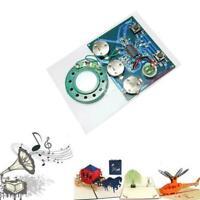 30S Beschreibbare Sprachmodul Musik Sound Talk Chip Grußkarte musikalische E3B1