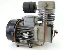Weigel KO2 Kolbenkompressor Ölfrei Druckluftkompressor Kompressor 1,1kW 10bar