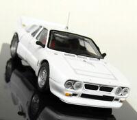 Ixo 1/43 Scale - Lancia 037 Rally Evo Rally Specs Spare wheels Diecast model car