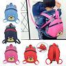 Kids Safety Harness Reins Toddler Backpack Walker Buddy Strap Walker Baby Bag