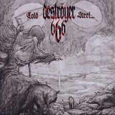 DESTROYER 666-COLD STEEL...FOR AN IRON AGE-CD-RE-ISSUE-death-black-metal-vomitor