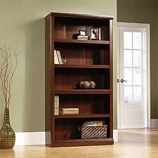 5-Shelf Bookcase - Select Cherry - Sauder Select Collection (412835)