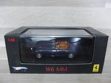 Hot Wheels Elite 1/43 - Ferrari  166 MM  blue