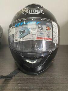 Shoei GT-AIR BLACK motorcycle and ATV helmet 77-4175