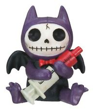 Flappy Vampire Bat Furry Bones Statue Display