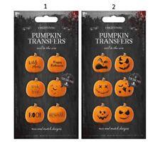 Adesivi Halloween Trasferibili