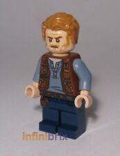 Lego Owen Grady Minifigure sets 10757, 75926, 75930, 75934, 75935 NEW jw023